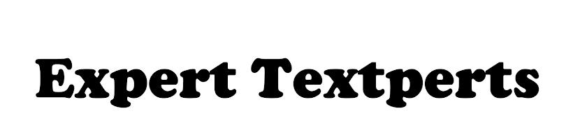 Expert Textperts