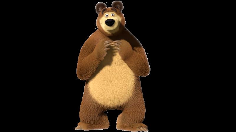 3 медведя картинки