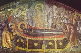 ΚΟΙΜΗΣΗ ΤΗΣ ΘΕΟΤΟΚΟΥ: Τα ονόματα της Παναγίας και οι συμβολισμοί τους ...