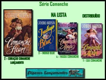 Ebook romances histricos corao comanche 4 magia comanche idem fandeluxe Choice Image