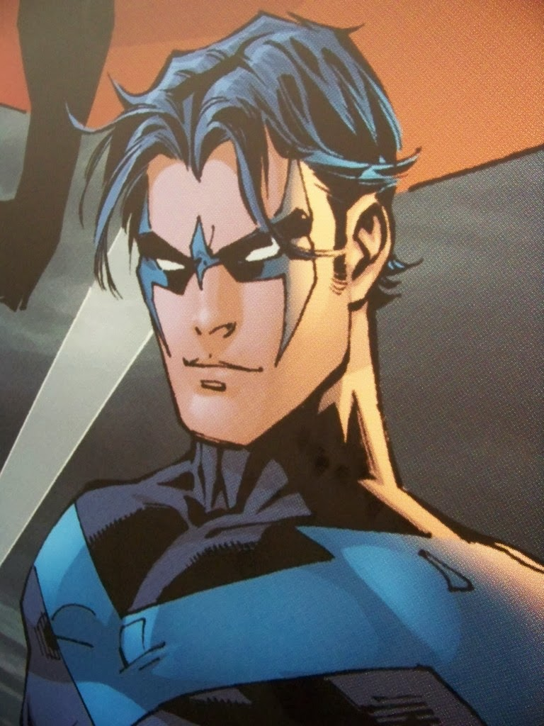 Nightwing Batman's sidekick