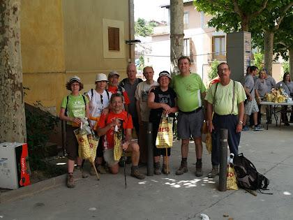 Caminada Popular de Cardona 2012