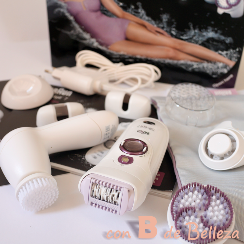 Braun Silk-épil 7 SkinSpa Premium Edition