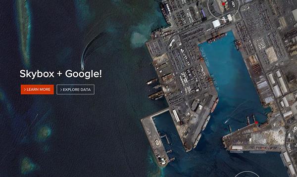 Google Beli Perusahaan Pembuat Satelit Skybox