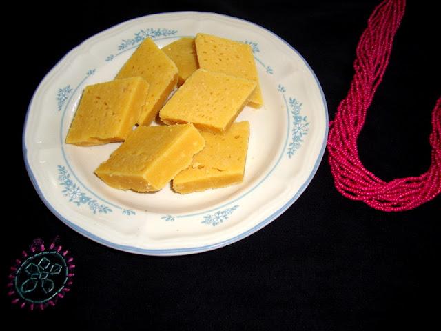 Mysore Pak /Ghee Mysore Pak (Krishna Sweets Style) / Mysore Pak Sweet Recipe-How to make Mysore Pak