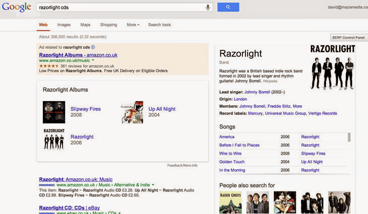 How searchers view search results on Google // #hshdsh