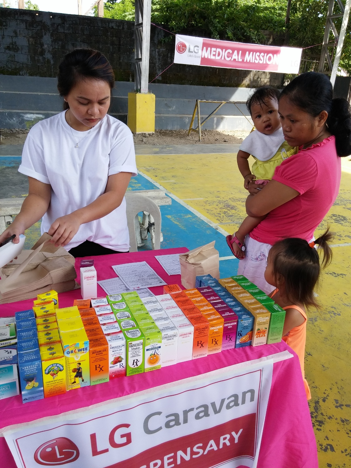 LG Caravan Medical Mission