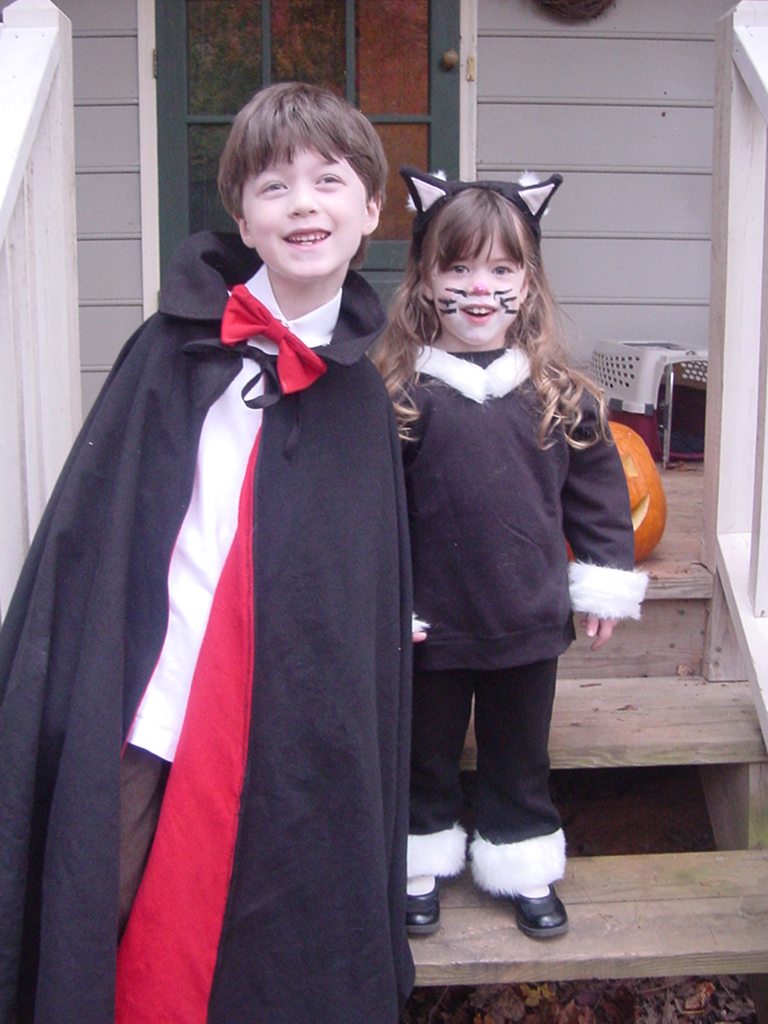 the pickles halloween 2006 - Judy Moody Halloween Costume