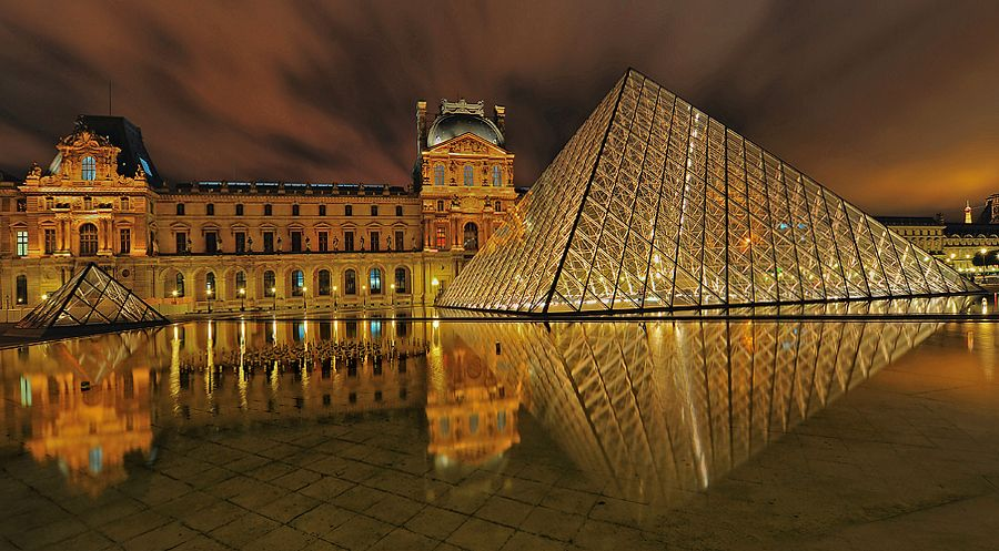 5. A Night at the Louvre by Aubrey Stoll