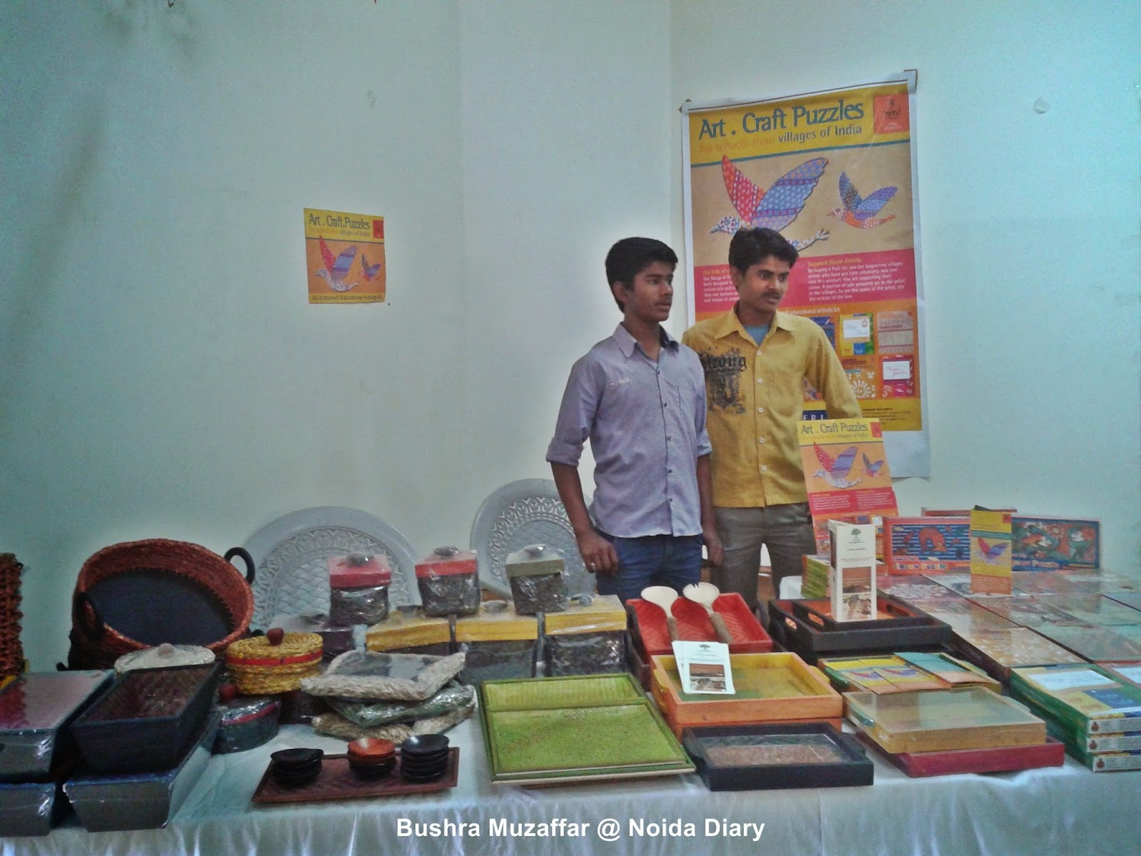 Potli - a bag of wonders Stall at Vasant Uday Spring Festival in Noida