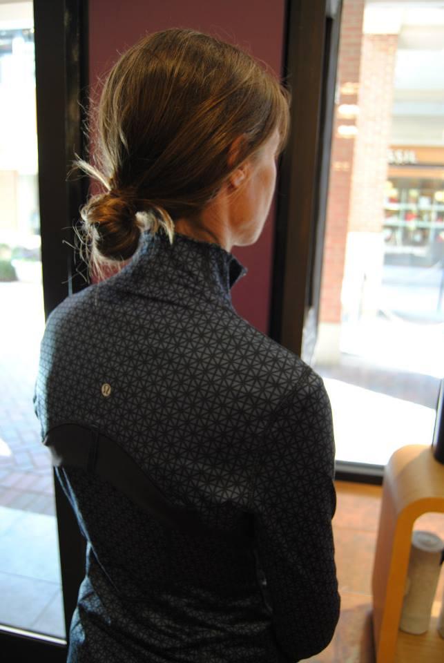 lululemon inkwell tri geo define jacket