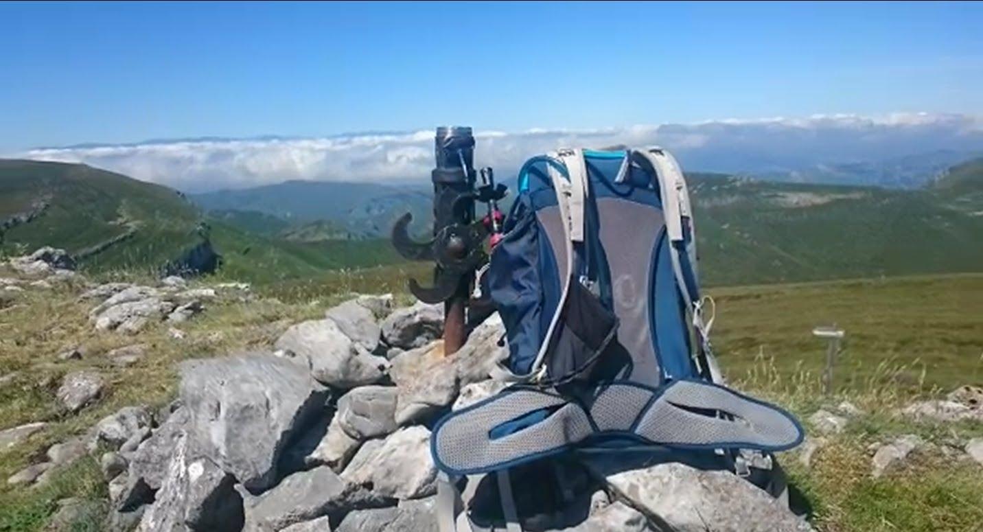 (23 - Septiembre) PICO COLINA (1.441 m.) y Collados del Asón (Cantabria)