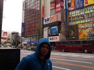 Tokyo Japan Akihabara Station shops