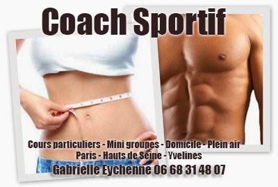 Coaching sportif à domicile Paris