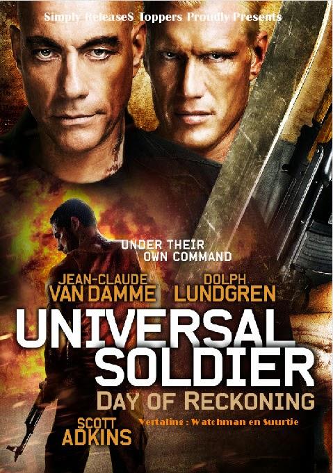 Chiến Binh Vũ Trụ: Ngày Tính Sổ - Universal Soldier: Day Of Reckoning - 2012