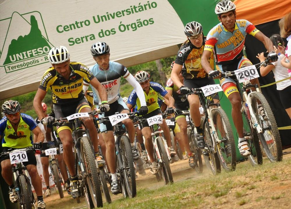 I Extralight Racing Fest: amantes do pedal se reuniram no Campus Quinta do Paraíso do UNIFESO Teresópolis
