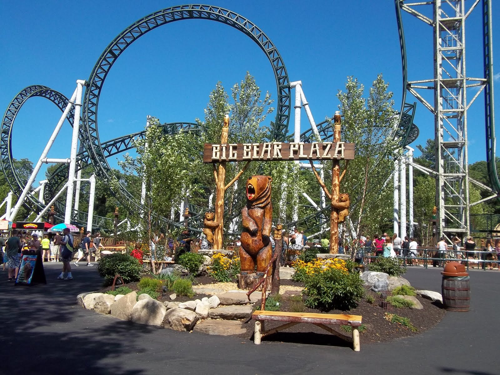 New Ride at Canobie Lake Park & Autistic Road Warrior: New Ride at Canobie Lake Park