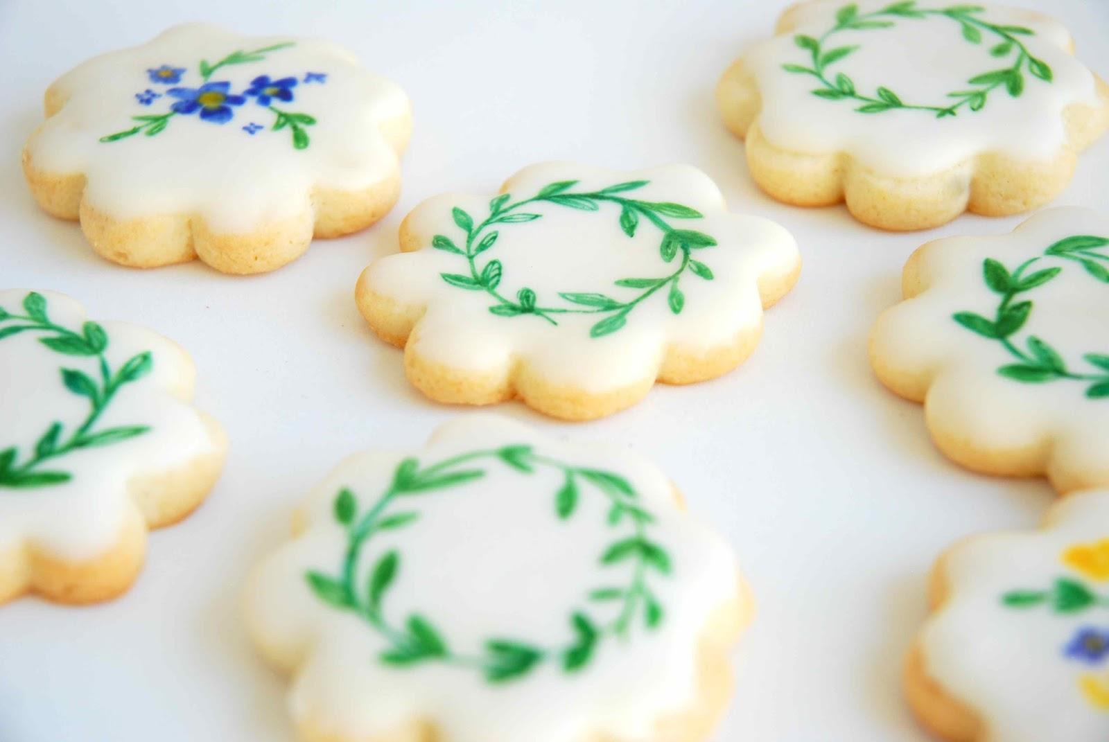 Shayda Campbell: Porcelain Sugar Cookies