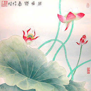 Chinese Flower Painting Artists