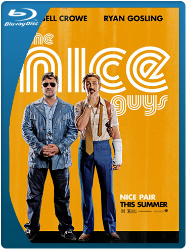 The Nice Guys (2016) BRrip 1080p Latino