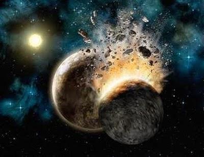 When worlds collide!!
