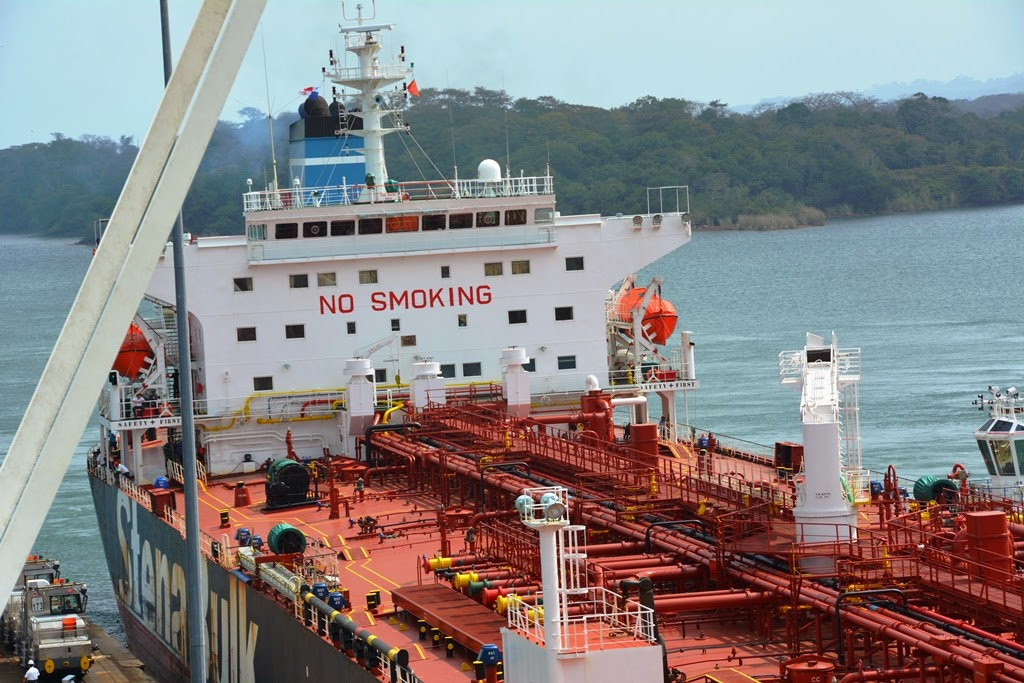 Gatun Locks Panama Canal