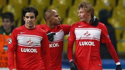 Benfica vs Spartak