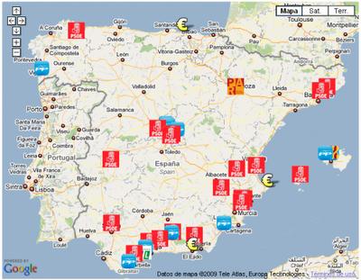 Ciudadanos en la red la insoportable evoluci n de la corrupci n pol tica en espa a 2009 2012 - Casos de corrupcion en espana actuales ...