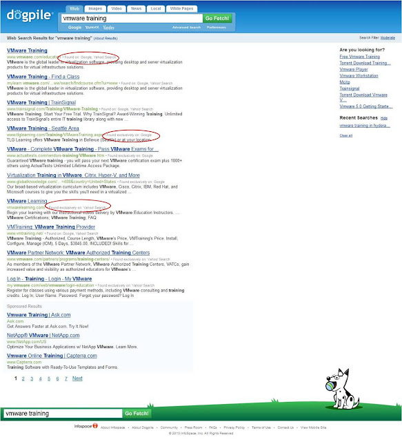 Search Results for Vmware Trraining