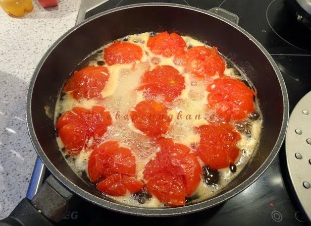 Cách làm mứt cà chua quả to cực ngon 4