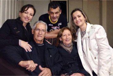 Comemorou idade nova neste 14 de julho, Irineu Silvério de Oliveira