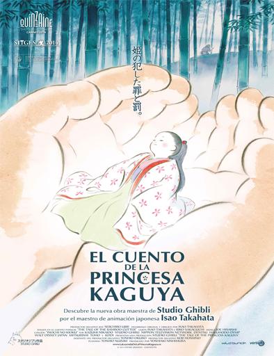 Ver El cuento de la princesa Kaguya (2013) Online