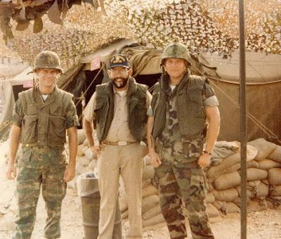 Lenny Campello in Beirut, Lebanon in 1983