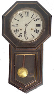 Old Pendulum Clock