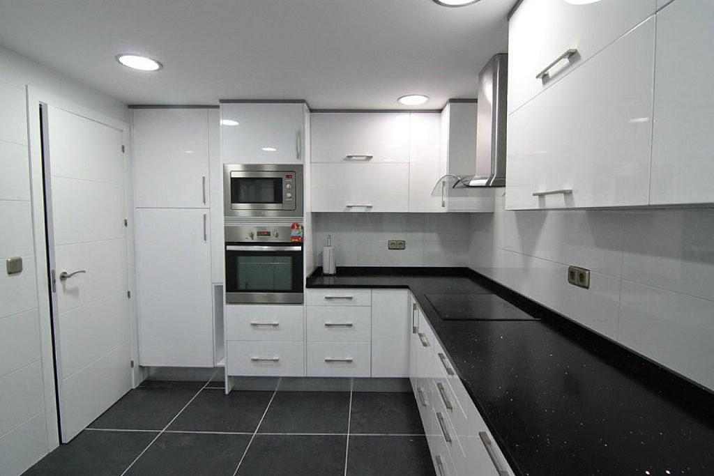 Muebles de cocina mueblesjara - Suelos de cocina modernos ...