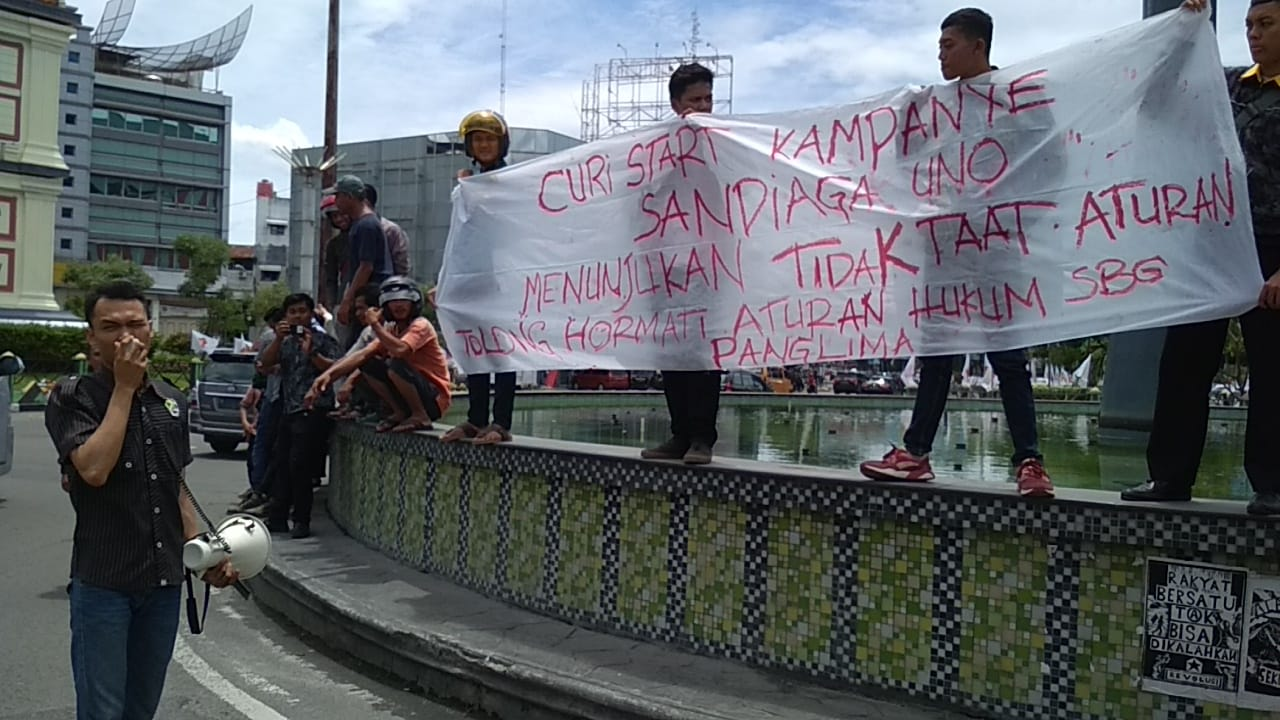 KIM Tolak Kehadiran Sandiaga Solehudin Uno Dinilai Curi Start Kampanye
