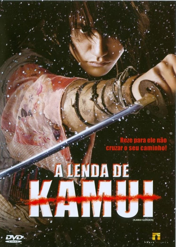 A Lenda de Kamui – Dublado