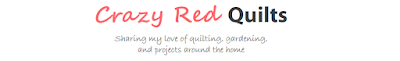 Crazy Red Quilts
