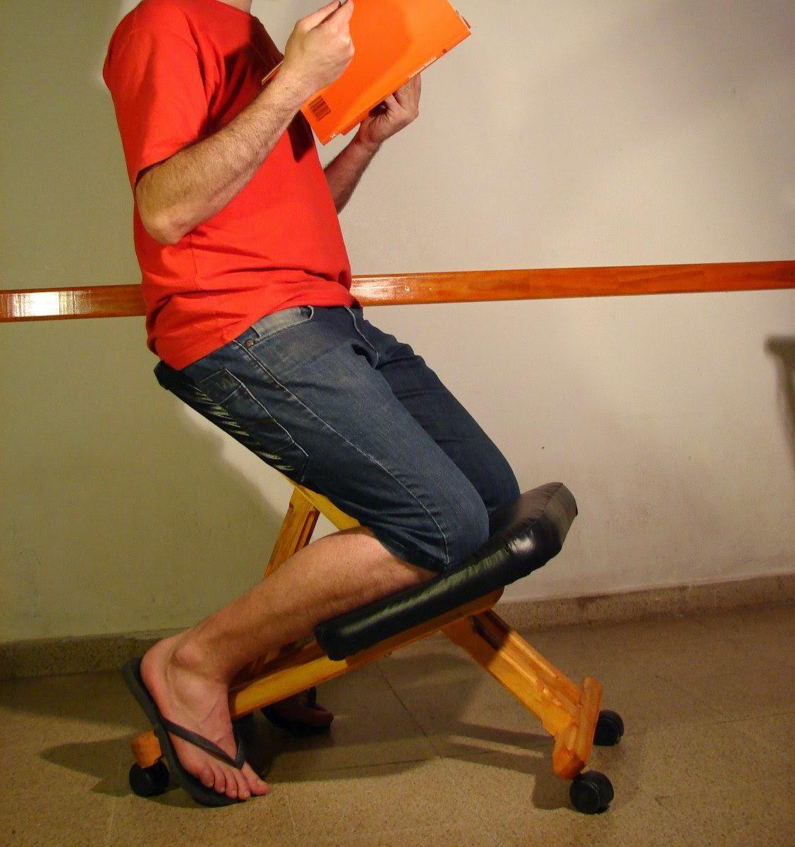 La mejor silla para cuidar tu espalda be saludable for Sillas para una buena postura