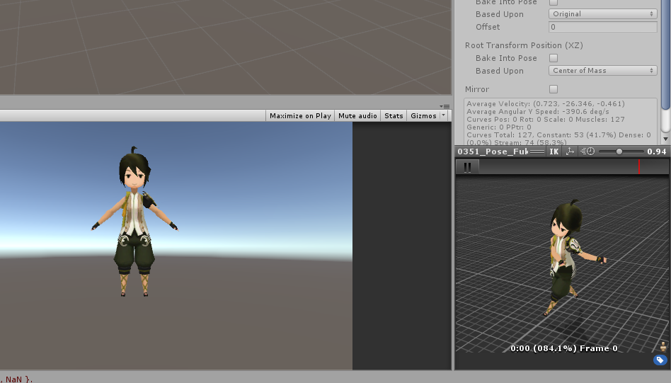 Blender Character Modeling For Unity : Rigged model for unity d sd chinese character game