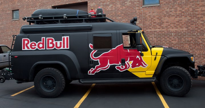 The ISIS Intelligent Multiplex System Red Bull