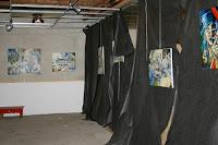 Exposition Philippe Herdoin donne naissance à l'espace temporaire de la Galerie Espéranto