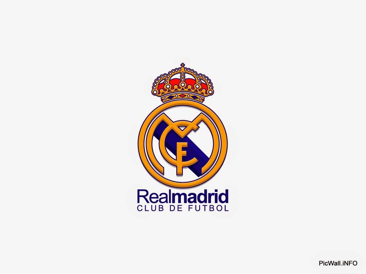 Soccer Wallpaper: Real Madrid Football Club Wallpaper
