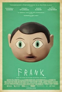 Frank (2014) - Movie Review