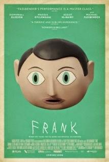 Frank (2014) - Movie Review