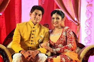 Actress Archana Marriage photos
