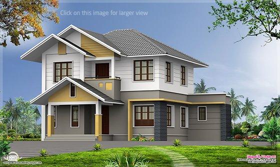 2000 sq-ft- 5 bedroom home