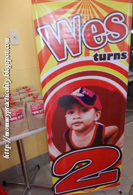 Jollibee Birthday Party Packages