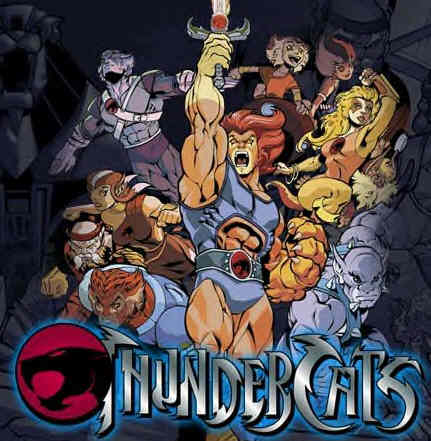 Thundercats Movie 2012 Cast on Thundercats