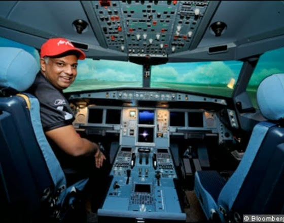 leadership of tony fernandes essay Airasia case study  private entrepreneur tony fernandes saw great  the business level strategy adopted by air asia is a cost leadership strategy.